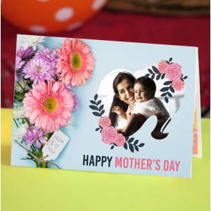 Personalized Mothers Day Greeting Card 004