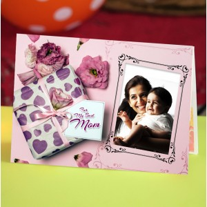Personalized Mothers Day Greeting Card 009