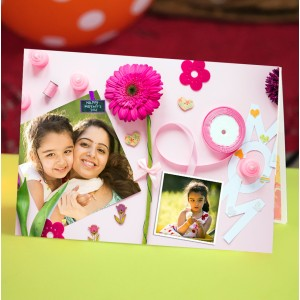 Personalized Mothers Day Greeting Card 010