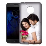 Personalized Motorola mobile back cover