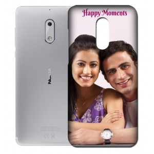 Personalized Nokia mobile back cover