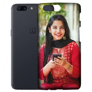 Personalized OnePlus back cover