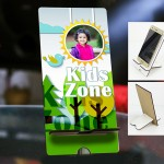 Personalized Photo Mobile Stand with Kids Design 3