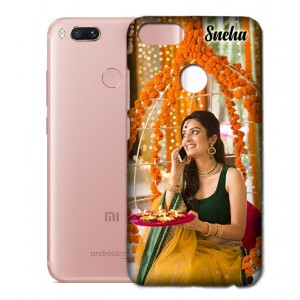 Personalized Redmi Mi mobile phone back cover