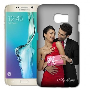Personalized Samsung mobile back cover
