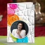 Personalized Teacher's Day Greeting Card 002
