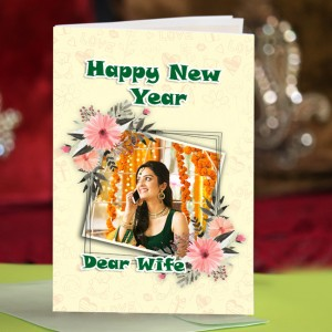 Personalized Valentine Greeting Card 006
