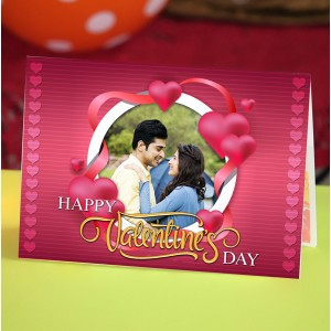Personalized Valentine Greeting Card 015