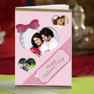 Personalized Valentine Greeting Card 017