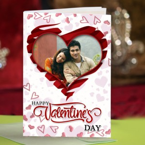 Personalized Valentine Greeting Card 022