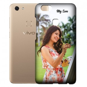 Personalized Vivo mobile back cover