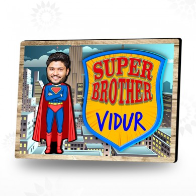 Super Brother Magnetic Puzzle