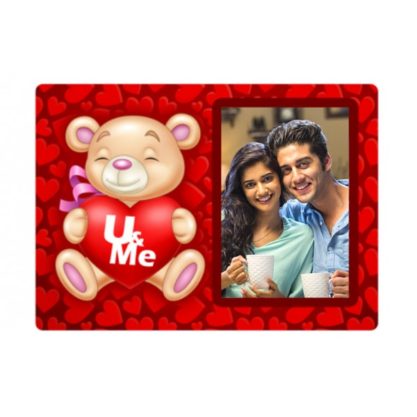 Buy Or Send Rectangular U Amp Me Teddy Plastic Personalized
