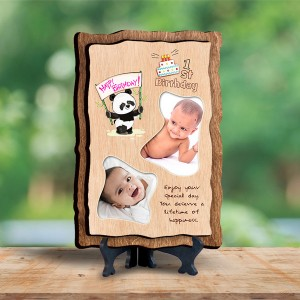 Personalized Wooden Photo Frame - Birthday 6