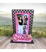 Sparkle Best Sister Personalised Gift
