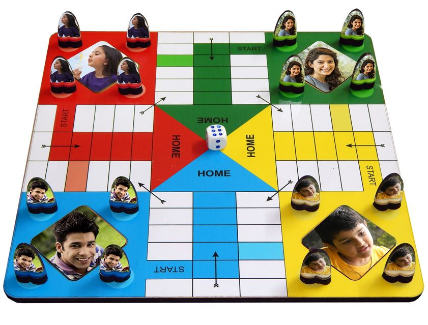 Personalized Ludo Snake Games