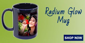 Radium mugs personalized